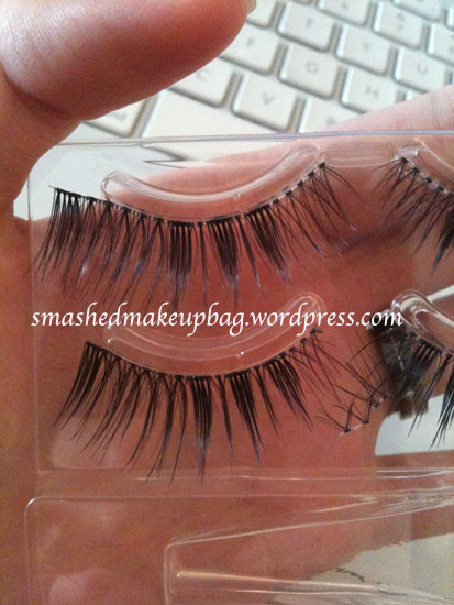a5656450286 It was my first time working with a full strip of lower lash but  surprisingly, I didn't have much trouble putting them on with the help from  my ever-trusty ...